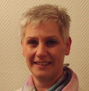 Sportwartin Martina Kräher